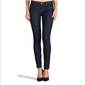 J Brand skinny leg PURE color 910c032 24 gorg $200